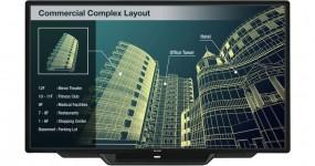 80 Zoll Big Pad Interactive Touchscreen