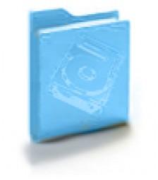 Montage von Schutzfolie für LFD Touchscreen