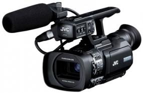 JVC GY-HM150E Demo