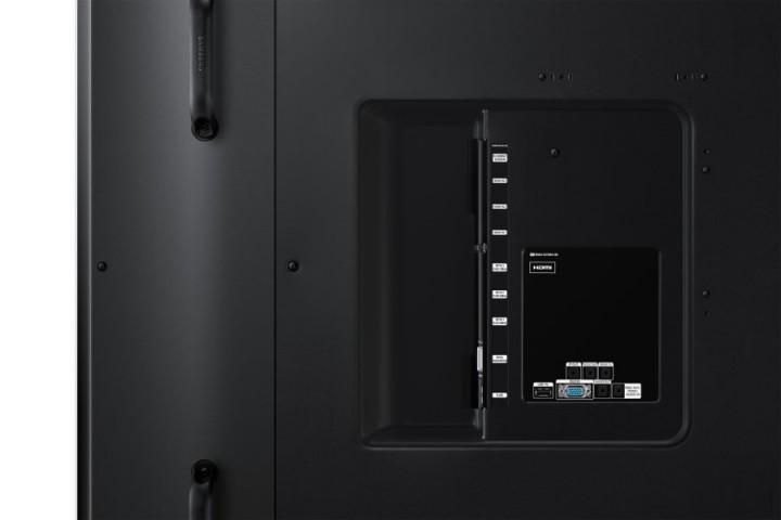 samsung smart signage 85 zoll display. Black Bedroom Furniture Sets. Home Design Ideas
