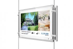 Seilsystem mit 15 Zoll Display