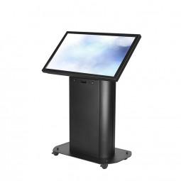 Touchterminal mit 42 Zoll Monitor Demo