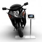 Apple iPad Design Ständer für Fahrzeugausstellungen