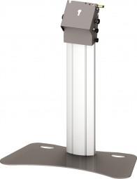 Display Ständer für Monitor, Touchscreen Pult mit Schnellverschluss