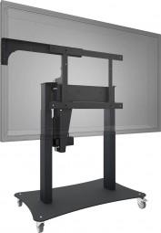 Elektrisch höhenverstellbares Monitorständer