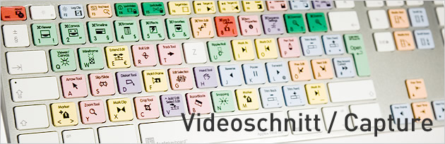 Videoschnitt - Capture